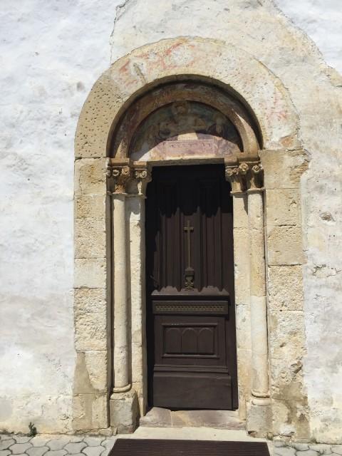 Južni portal župnijske cerkve sv. Jakoba