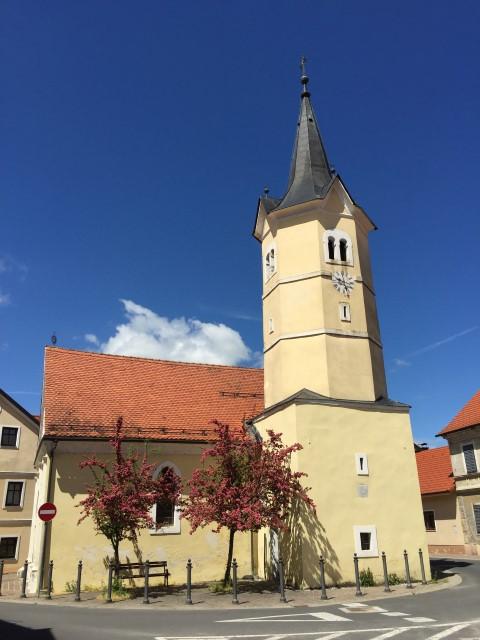 Podružnična cerkev sv. Miklaža