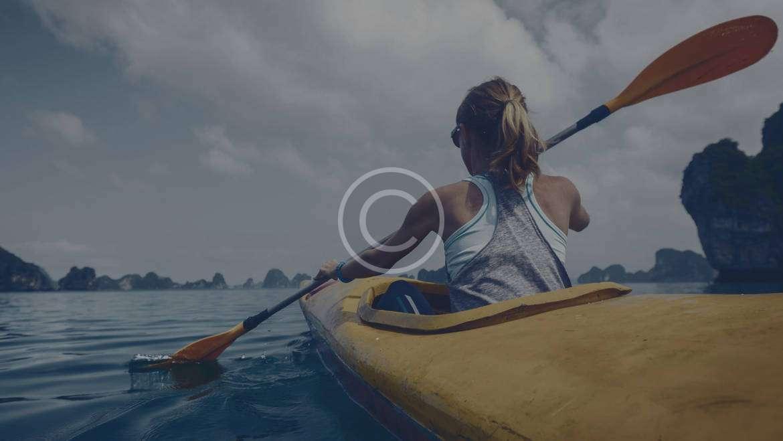 Yoga for Kayaking: Feet Alignment